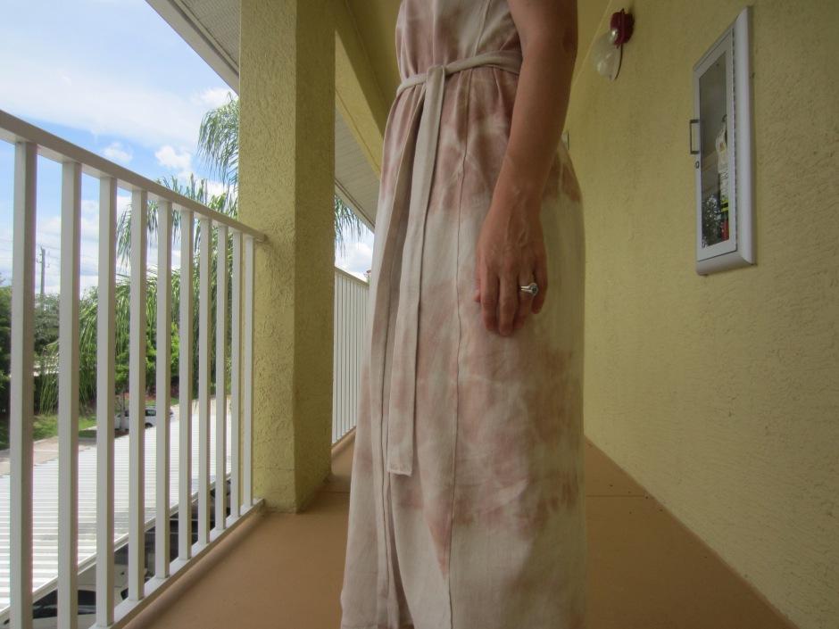 Indie Dresses- Lemon Drop Maxi at Sew Pomona