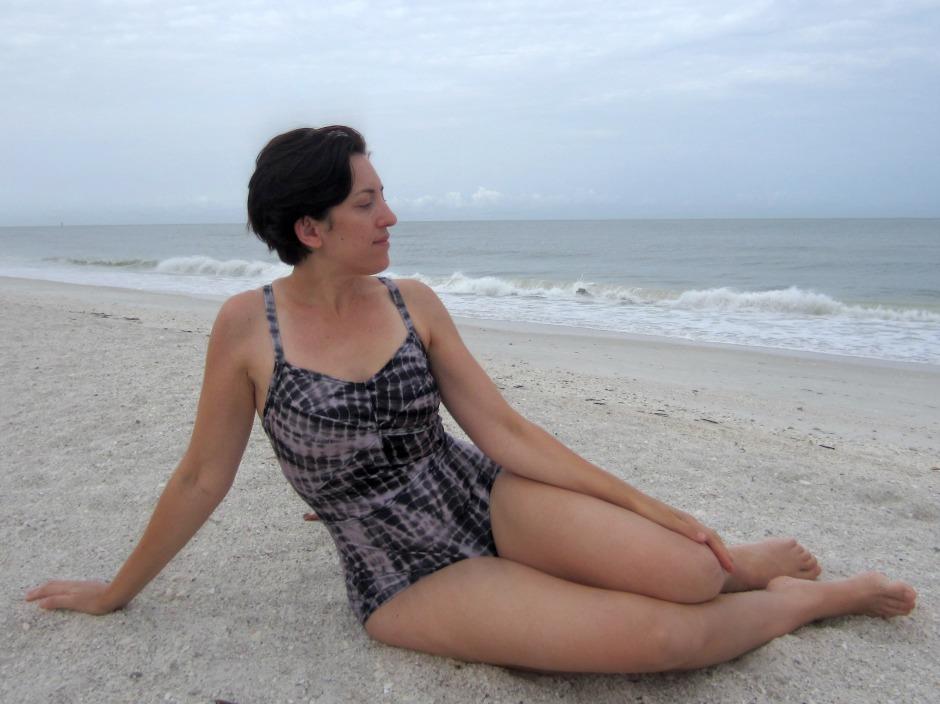Centauree~Ava swimsuit, Franken-Indie TMS