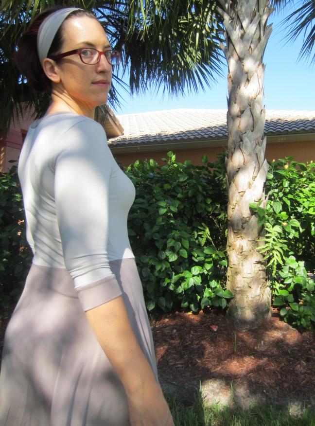 Briar Rose Skater Dress, Sew Pomona