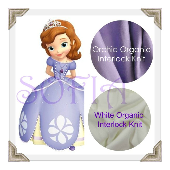 Sofia The First Inspiration, Sew Pomona