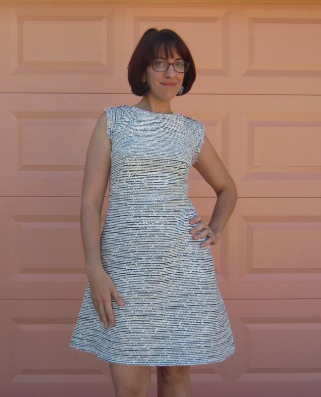 A Chanel Inspired Francoise, Sew Pomona